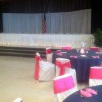 party design set up